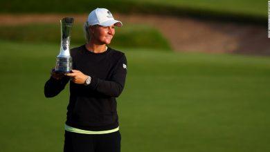Photo of 'I just felt really weak': Anna Nordqvist reveals mental health battle after major victory | CNN