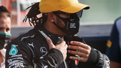 """Photo of """"They were robbed of a race"""" – Lewis Hamilton wants fan refunds for the rain-washed Belgian Grand Prix   The SportsRush   Subham Jindal"""