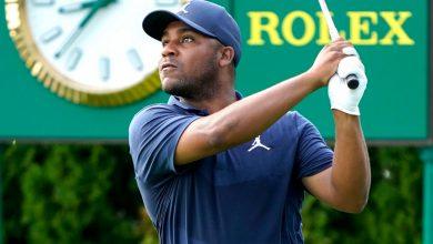 Photo of Harold Varner III hopes Tiger Woods, Jordan Spieth advice helps lead…   Mark Cannizzaro