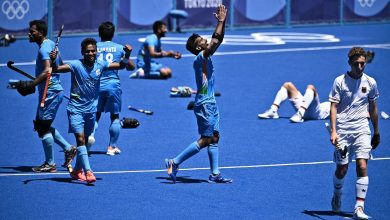 Photo of India's Men Win Their 1st Hockey Medal in 41 Years. Next, The Women Gets A Chance   Lauren Frayer