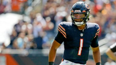 Photo of Bears postgame observations: Fields, Trubisky each play great | RSN