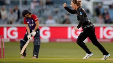 Photo of Sophie Devine upbeat about White Ferns' 'confidence booster' T20 win over England | Stuff