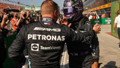 Photo of Lewis Hamilton hails 'best F1 team-mate' Valtteri Bottas after his Mercedes exit confirmed | Stuff