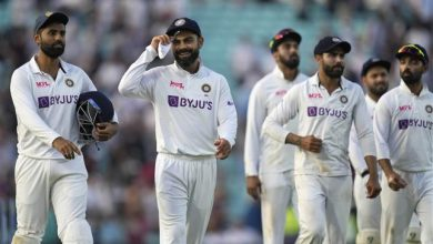 Photo of Whatever Virat Kohli touched on final day of Oval Test turned to gold, says Nasser Hussain | Tribune India