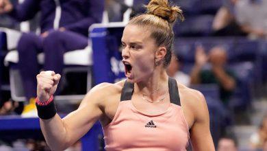 Photo of Maria Sakkari edges out Bianca Andreescu in epic to reach US Open quarter-finals | Eleanor Crooks, PA Tennis Correspondent