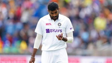 Photo of Jasprit Bumrah nominated for ICC monthly award after exploits against England | PTI