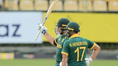 Photo of Janneman Malan stars as Proteas level series against Sri Lanka | Mahlatse Mphahlele