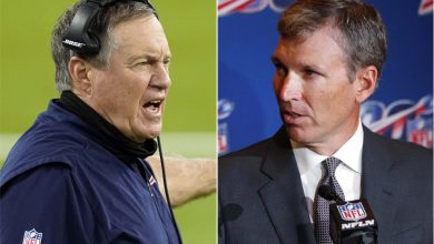 Photo of NFL's chief medical officer claps back at Bill Belichick's…   Mark W. Sanchez