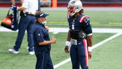 Photo of Belichick: Cam's vax status no factor in release   Mike Reiss