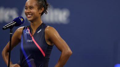 Photo of The Smiling Assassin: Leylah Fernandez, 18, storms into maiden major quarterfinal at US Open   Tennis.com   Tennis.com