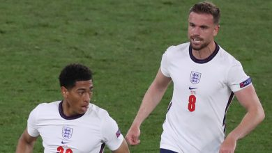 Photo of Jude Bellingham: Jordan Henderson says the Borussia Dortmund midfielder is 'miles ahead' of where he was at 18 | PA Media